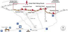 Tres opciones para caminar por la Gran Muralla - http://www.absolut-china.com/tres-opciones-para-caminar-por-la-gran-muralla/