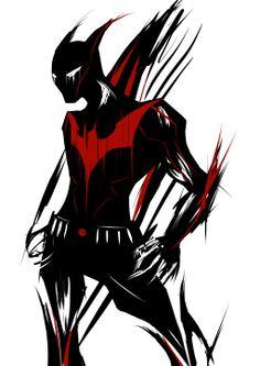 batman beyond by silentniveus.deviantart.com on @deviantART