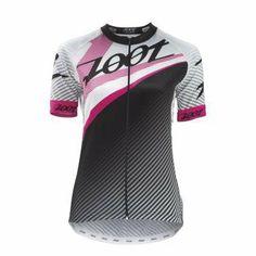 Zoot Sports Women's Ultra Cycle Team Jersey, Pink Glow, Small - http://ridingjerseys.com/zoot-sports-womens-ultra-cycle-team-jersey-pink-glow-small/