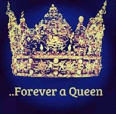 Forever his Queen!