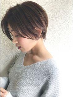 【 BALLOON HAIR 表参道 】大人かわいい×小顔ショートボブ