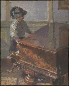 Walter Richard Sickert, 'Tipperary' 1914