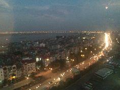 View from Hanoi Creative Tower
