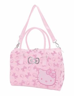 8133549c60f3 New Sanrio Hello Kitty Overnight Bag Classy Collection