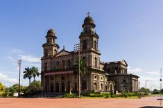 Antigua Catedral Metropolitana de Santiago de Managua