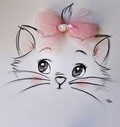 Immagine di cat, pink, and disney