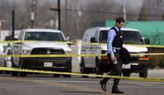 Police detain three in Ferguson police shooting 'ambush'  3/12/15