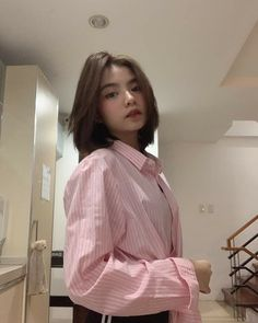 Discover recipes, home ideas, style inspiration and other ideas to try. Filipina Beauty, Sad Wallpaper, Trinidad, Aesthetic Girl, Girl Photography, Cute Wallpapers, Aesthetic Wallpapers, Short Hair Styles, Ruffle Blouse