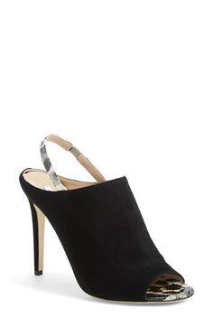 Diane von Furstenberg 'Violet' Sandal (Women) available at #Nordstrom