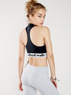 8832d0dab7030 Without Walls sports bra Streetwear Shop