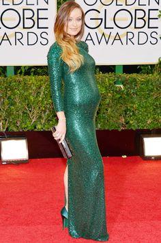 Best Peggo Dress Ever!  Olivia Wilde in Gucci