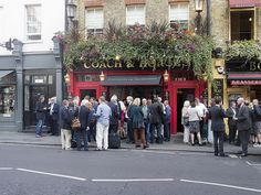 London coach and horses