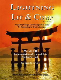 Lightning Lit - World Lit 2 - Latin America, Africa, and Asia - Perfect for introducing students to non-Western literature