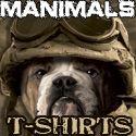 Cool Manimals T-shirts