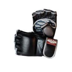 Hybrid Black MMA Gloves - https://www.martialartsupply.com/product/hybrid-black-mma-gloves/
