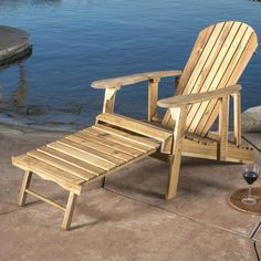 Beachcrest Home Meadowbrook Adirondack Chair & Reviews | Wayfair