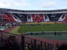 #FCN vs #BVB. #Mintal Abschiedsspiel