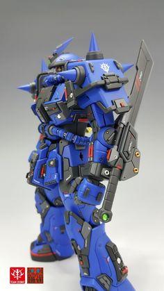 www.pointnet.com.hk - 改裝作品 MS-06J ZAKUII PREDATOR Prototype