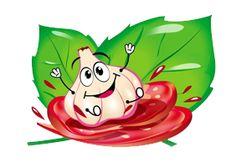 Czosnek w pomidorach - blog kulinarny