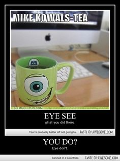 New Monsters Inc. movie coming out this summer... i think.