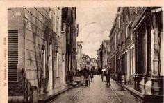 Hoogstraat Vlaardingen (jaartal: 1900 tot 1910) - Foto's SERC