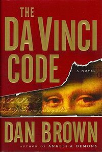 The Da Vinci Code, by Dan Brown