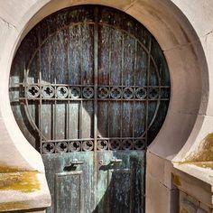 Door Patina and Oxidation | Instagram
