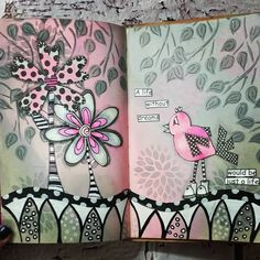 #dylusionsjournal #dylusions #dylusionspaint