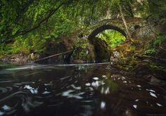 20+ Mystical Bridges That Will Take You To Another World