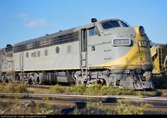 RailPictures.Net Photo: CRR 801 Clinchfield Railroad EMD F3(A) at Erwin, Tennessee by Tom Sink