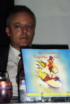 Apresentação do livro As crónicas do Capitão Galo