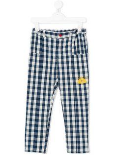 c29ba4f5e8d5 Bobo C. Vichy gingham check trousers