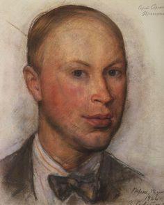 Serebryakova, Sergei Prokofiev, composer by Real Distan, via Flickr