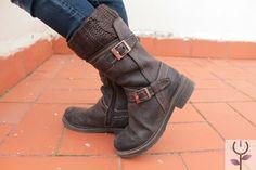Comprando botas urbanas para niñas http://www.negraflor.com/2013/12/13/comprando-botas-urbanas-para-ninas/