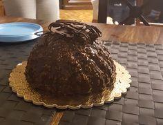 Torta de chocolate de Catania