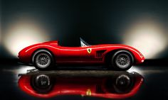 Ferrari by Jeremy Cliff