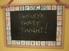 School Auction Tile Project | Christie Daugherty (Stamp Shack Lady)