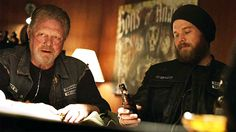 Father and Son | Piney and Opie | Sons of Anarchy