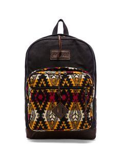 REVOLVE Black-Tribal Backpack