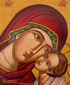 Моя лучшая любовь » Blog Archive » Сердце Матери. Любовь матери. Богородица главная заступница перед Сыном.
