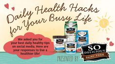 We're totally wowed by our readers' healthy habits! Do you follow any of these simple tips? Presented by @sodelicious.