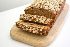 Yeast Free Spelt Bread