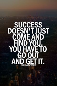 The reason why this quote is  important is because this relates  to opportunity. The reason why this quote relates to  opportunity is that you have to work hard in order to achieve your american dream.If you worked hard you are most likely to be successful in life.