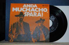 "popsike.com - 7"" -OST: - Anda Muchacho Spara ! - CAM - 1971 - auction details"