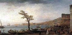 Claude-Joseph Vernet (1714-1789) - View of Naples