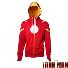 Sweat Iron Man Marvel. Kas design, Distributeurs de produits originaux