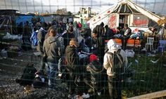 Calais: France rebukes Britain over abandoned refugee children as more than 100 teenagers remain stranded in smouldering camp