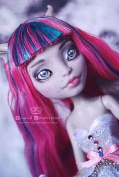 Monster High Cute Rochelle by MyobiMarishka on deviantART