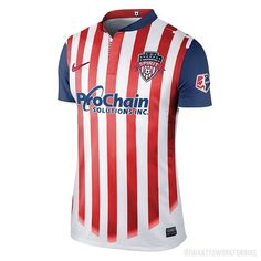 77d3f3e4a  Nswl  washingtonspirit first  jersey concept inspired by the Emblem of the  team.