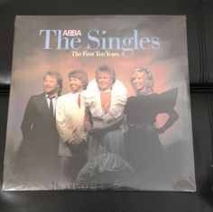 ABBA / THE SINGLES ~ THE FIRST TEN YEARS~Double Album  -NEW-  Rock 1973-1982